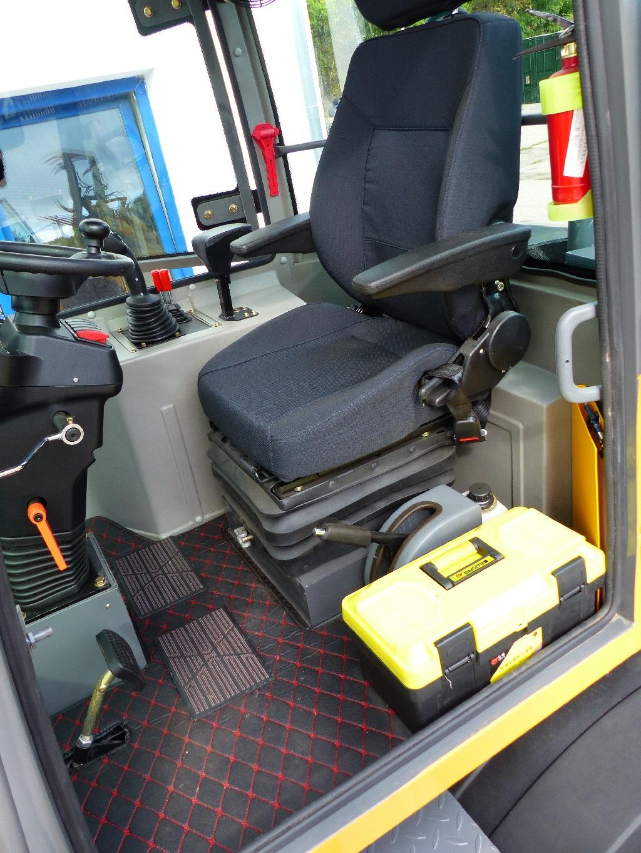 FERRUM DM430 x4 Innenansicht Kabine